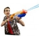 Action toys and Blasters