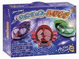 John Adams Robo Bugs