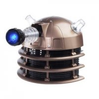 HM Dr Who Dalek Voice Changer Mask 50th