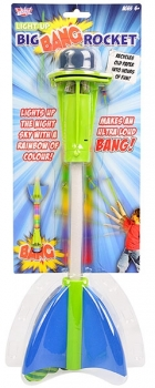 Wicked Vision Light Up Big Bang Rocket