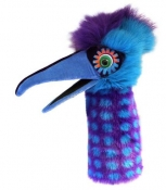 TPC Pickel Hand Puppet (Blue/Purple Snapper)