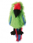 TPC Military Macaw Hand Puppet