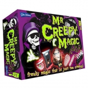 John Adams Mr Creepy Magic & tricks
