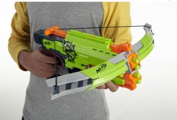 WD Nerf Zombie Strike Crossfire Bow | Kids Wearhouse