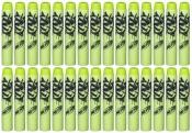 WD Nerf Zombie Strike 30 Deco Darts Refill