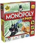 Monopoly Junior by Hasbro