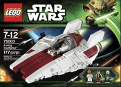 ST LEGO Star Wars A-wing Starfighter 75003