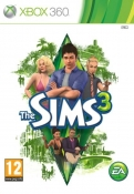 LD THE SIMS 3 XBOX PEGI 12