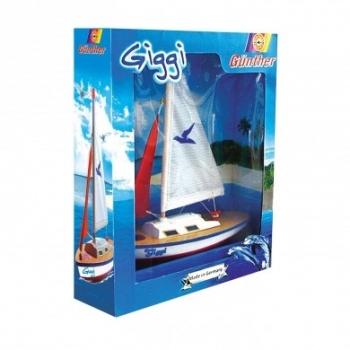 WD Giggi Sail Boat - Sailing Boat