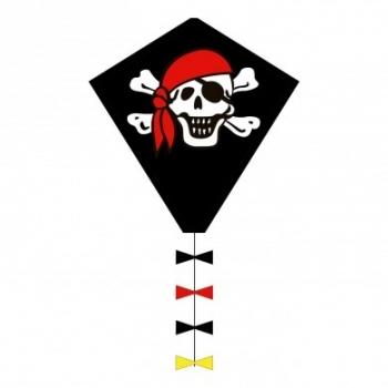 Edd Jolly Roger Kite 50 cm