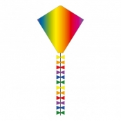 WD Eddy Rainbow Kite 50 cm