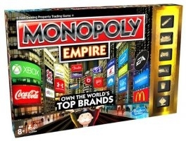 WD Monopoly Empire by Hasbro Gaming