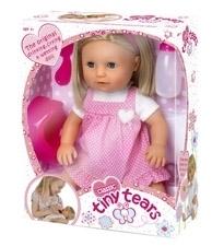 John Adams Tiny Tears Classic Doll