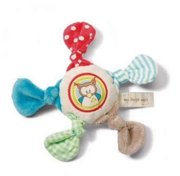 NICI Flower Grabber with Squeaker For Baby