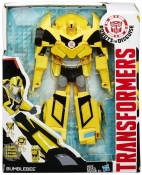 Transformers Robots In Disguise 3 Step Changers - Bumblebee.
