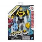 WD Transformers Hero Masher Figure Ast - Bumblebee.