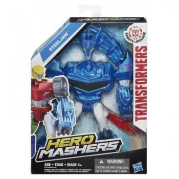 Transformers Hero Masher Figure Ast - Steeljaws.