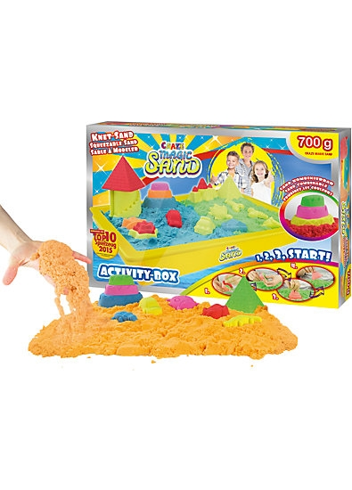 700 g CRAZE Magic Sand Activity Box