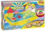ZP CRAZE MAGIC SAND - ACTIVITY BOX