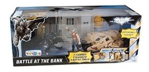 DC Batman - The Dark Knight Rises - Battle at the Bank