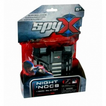 WD SpyX Night Nocs Stealth binoculars