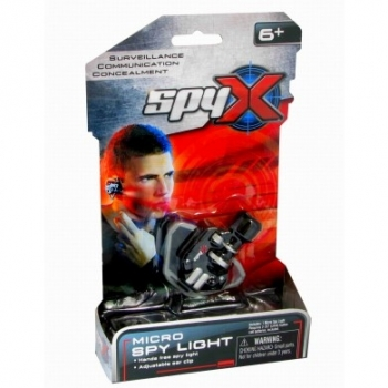 WD SpyX Micro Spy light