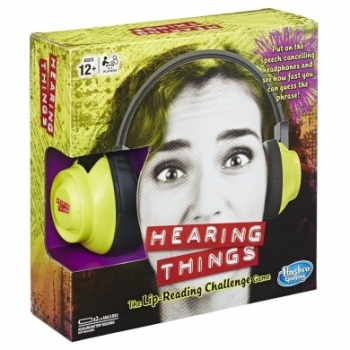 WD Hearing Things Game